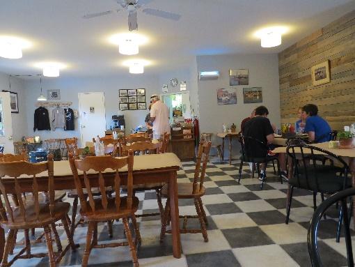 Family Fisheries Restaurant, Campobello Island, NB