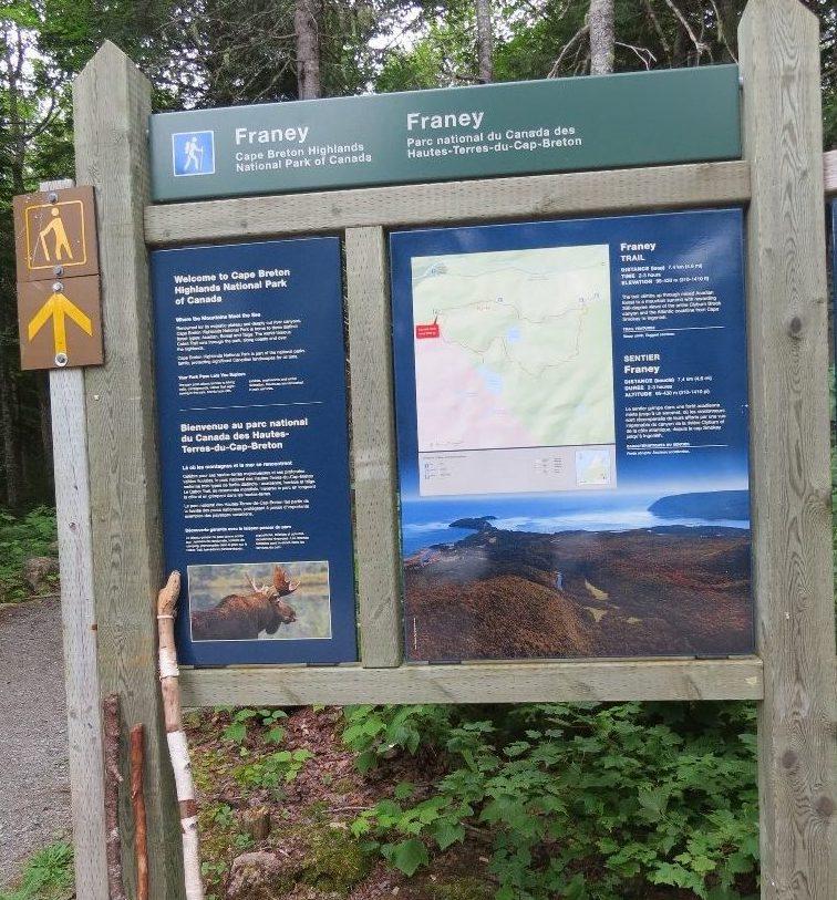 Mount Franey, Cape Breton Highlands National Park