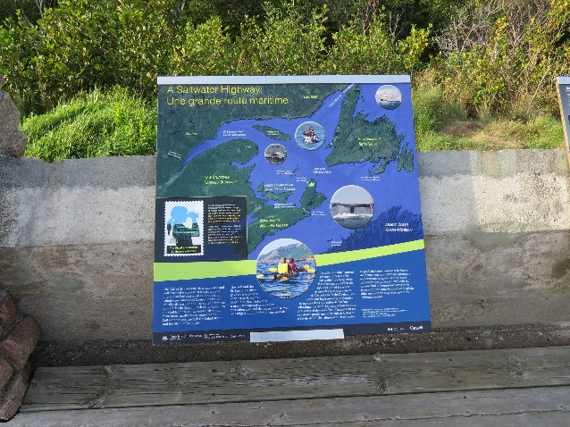 Cabot Trail lookouts panels