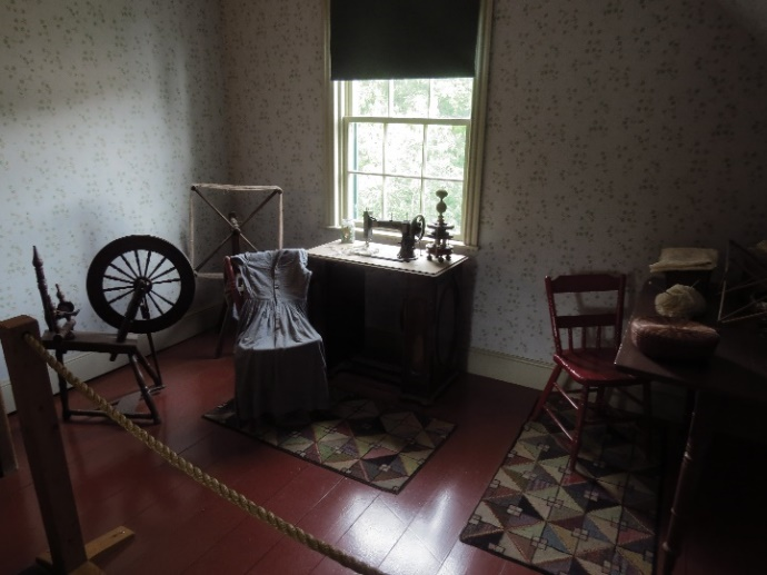 Sewing room, Green Gables, Cavendish