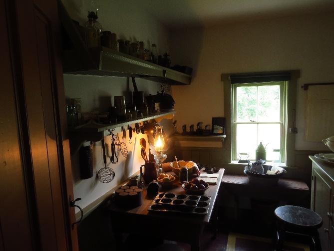 Kitchen, Green Gables, Cavendish,
