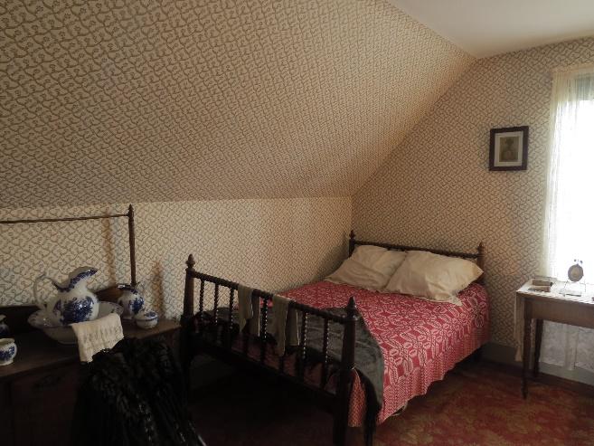 Bedroom, Green Gables, Cavendish