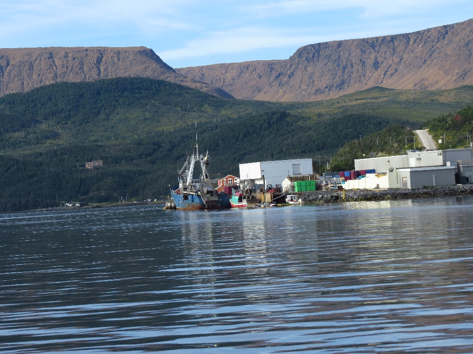 Woody Point terminal, NL