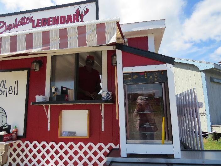 Charlotte's Legendary food outlet, NE Harbor, Mount Desert Island