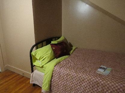 At Morgan's Bed and Breakfast, Shediac, NB