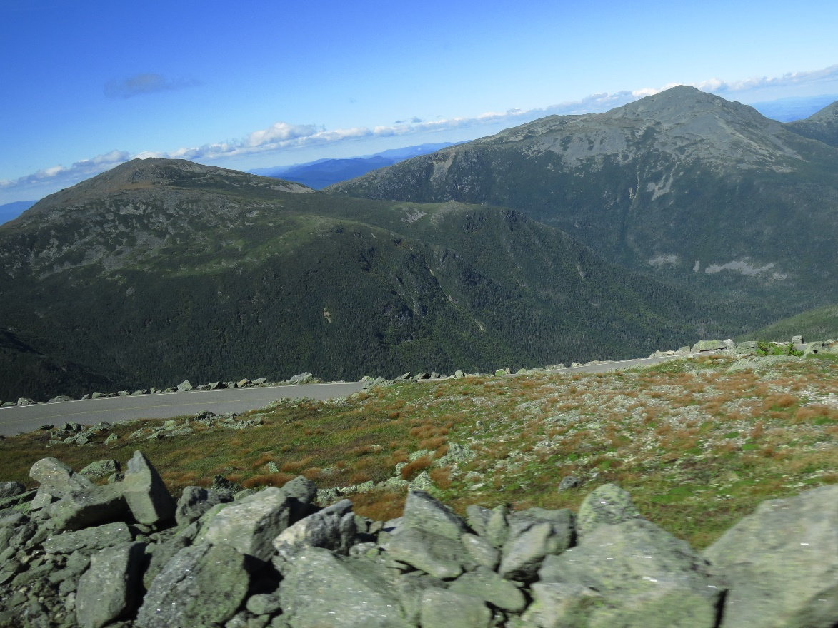 Mount Washington Guided Tour. vista