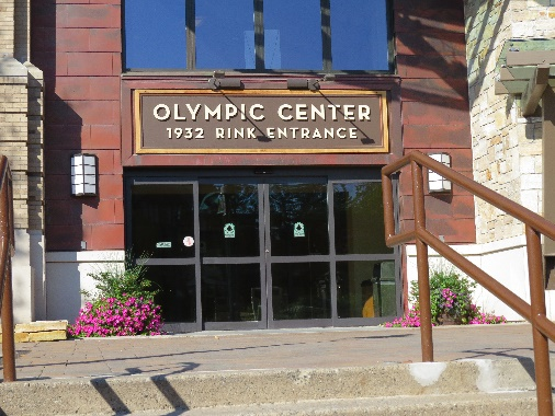 Olympic Center , Lake Placid NYS