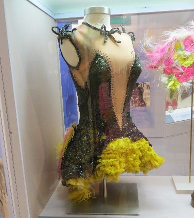 Sonja Heine costume, Lake Placid Olympic Museum