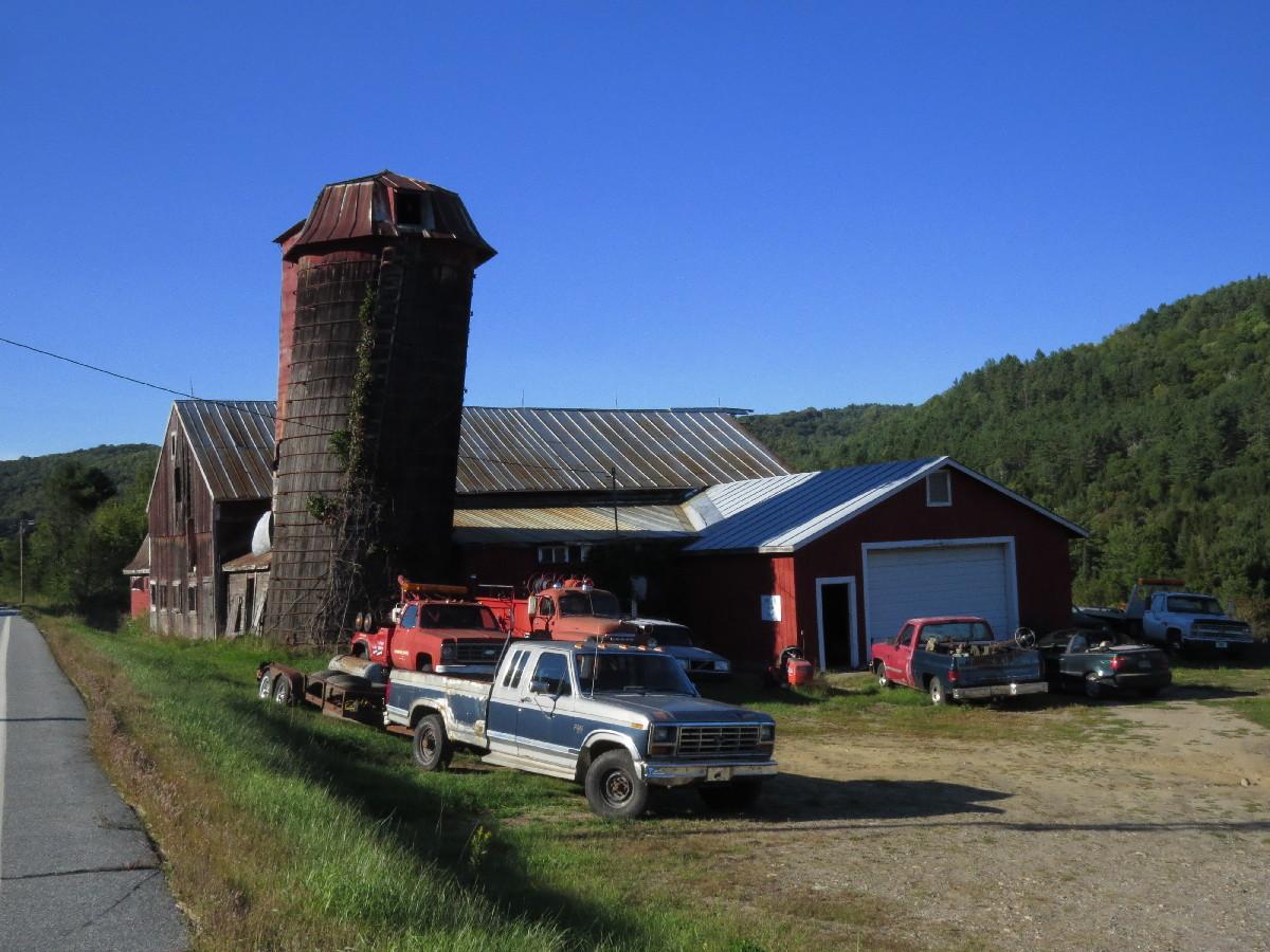 Farm life, Vermont