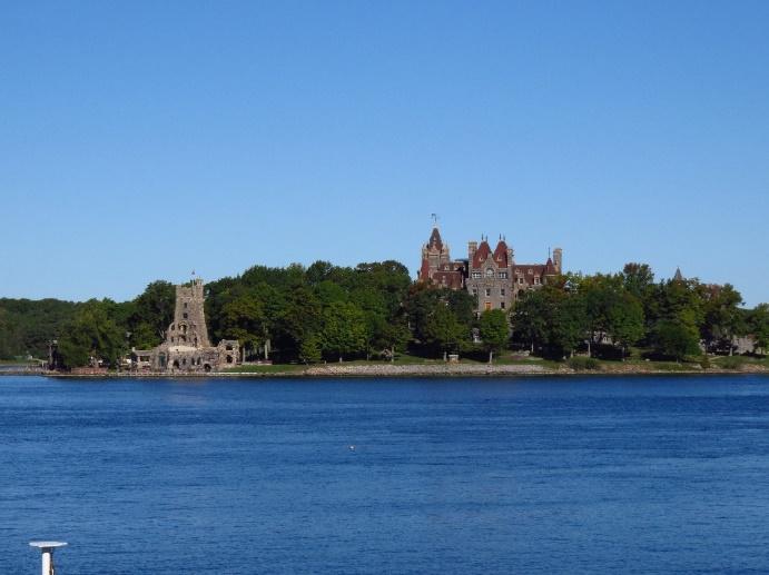 Boldt Castle, Uncle Sam Boat Tours, NYS