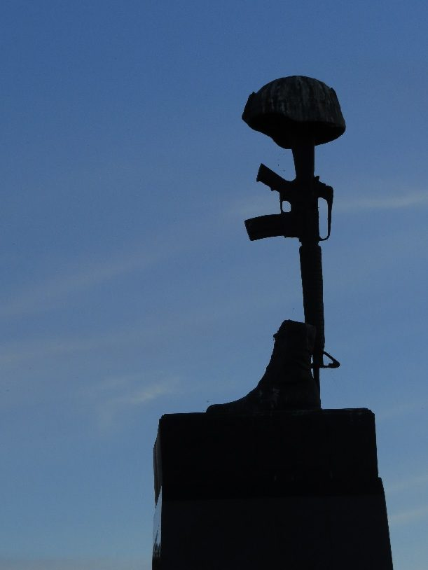 Memorial for J.T Sweet, Operation Iraqi Freedom, by Casino Island, NYS