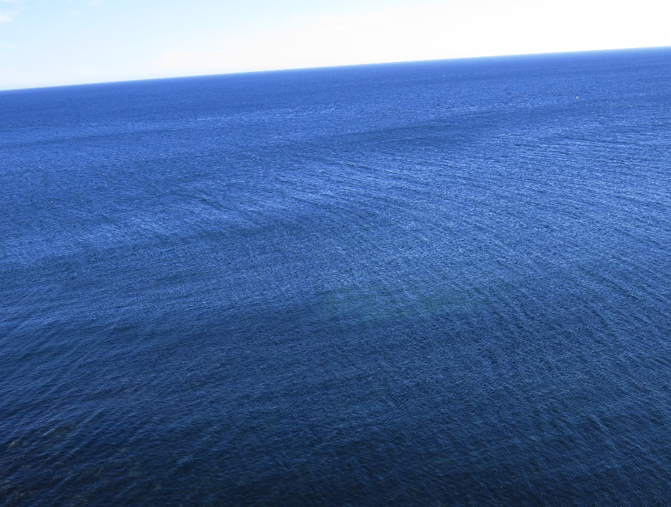 Open Sea seen from Land's End, Forillon National Park, QC, Gaspe
