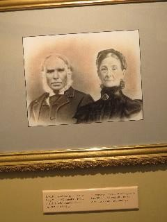 Lucy Maude Montgomery's grandparents, Green Gables, Cavendish