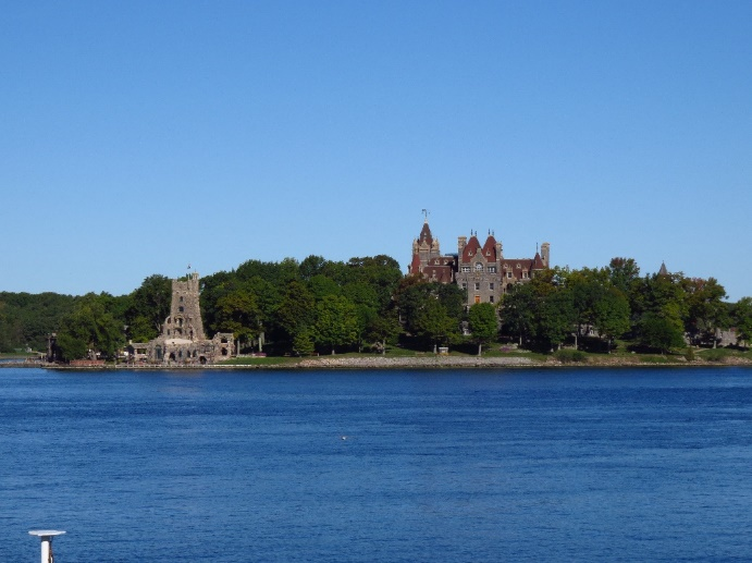 Boldt Castle, Uncle Sam Boat Tours, NYS