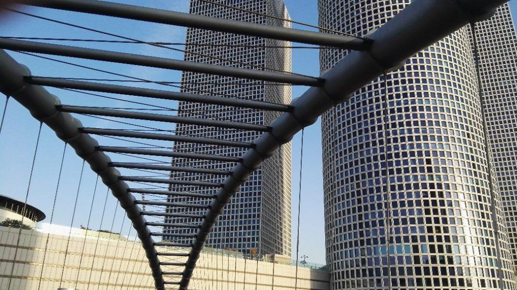 Modern Buildings, Tel Aviv