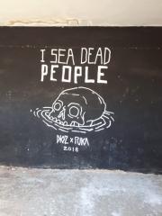 I Sea Dead People. Gallery Minus 430,Kalya