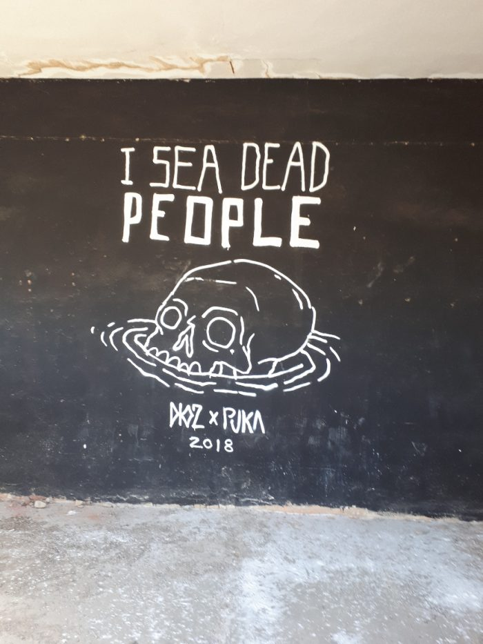 I Sea Dead People. Gallery Minus 430,Kalya