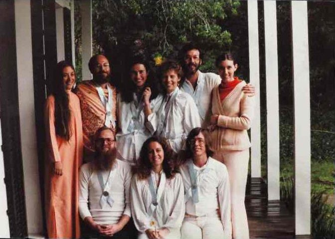 Integral Yoga Advanced Teachers Course Graduation, 1983