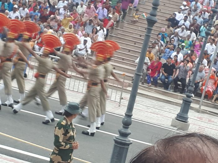 Amritsar Border Ceremony, Most Surreal Sight On Earth