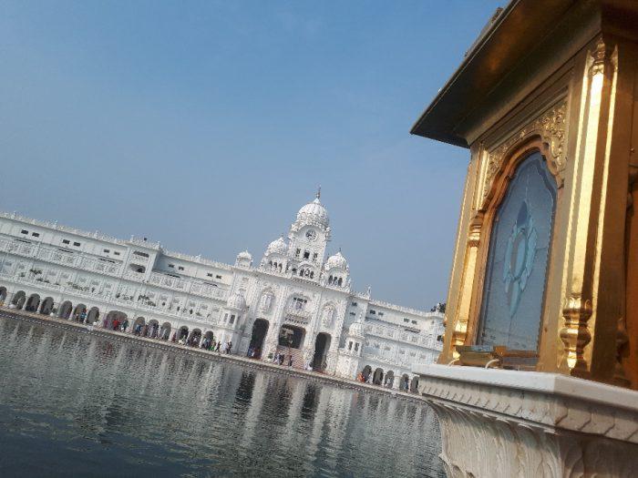 Amritsar Golden Temple compound