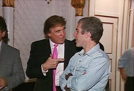 Trump and Epstein at Mar-a-Lago, 1992