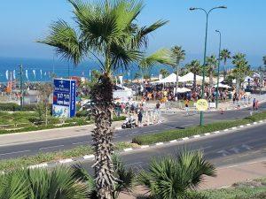 Triathlon finale station, Netanya. Sept 27th, 2019
