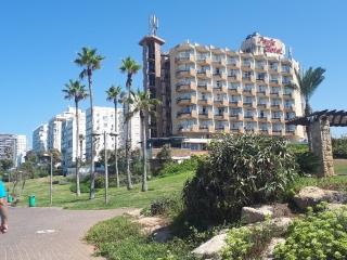 Park Hotel, Netanya, site of worst terrorist attack of Second Intifada