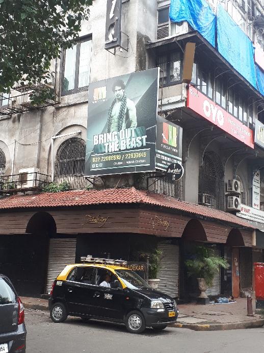 Bring out the Beast. Mumbai