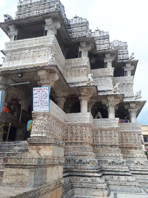 Jadish (Vishnu, jaganaath) temple, Rajasthan