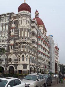 Taj hotel. Mumbai