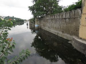 Udaipur river's other bank, Rajasthan