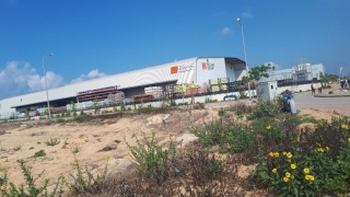 Industrial Park Emek Hefer, Sharon, Israel