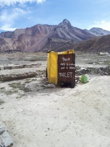 The ultimate toilet, Himalayan-style Ladakh