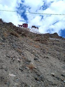 Destination - Namgyal Tsemo monastery, Leh