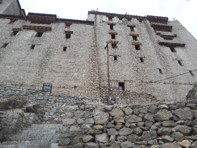 Ancient City Palace, Leh, Ladakh