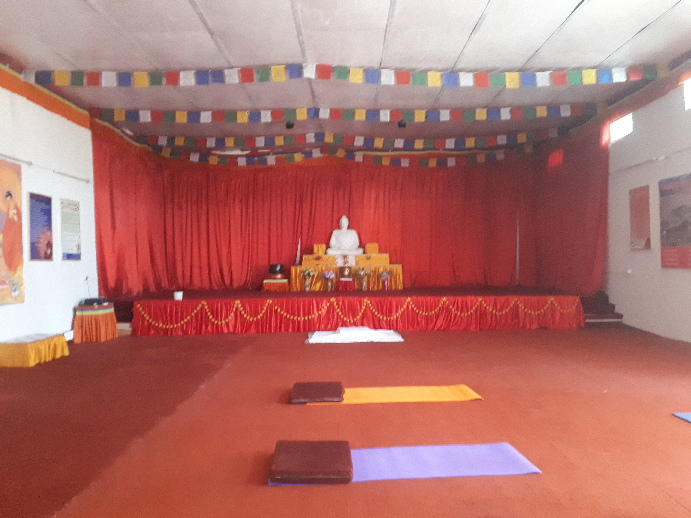 Mahabodhi Yoga and Meditation Center, Leh Ladakh