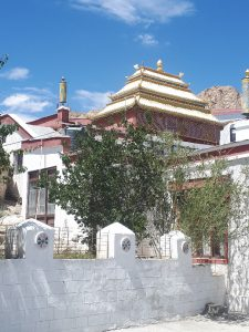 Buddhist Temple, Leh