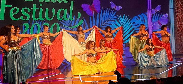 Oriental Dance Festival Eilat 2020