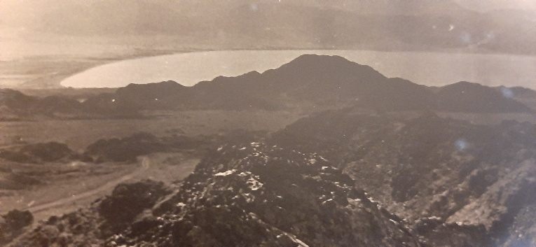 Eilat, Norh Beach 1946-7 from family album