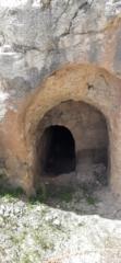 At Herodium archeological site, Israel