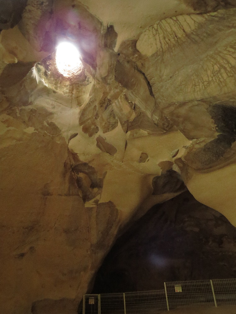 Bell Cave, Beit Guvrin National Park.