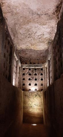 Columbarium Cave, Beit Guvrin National Park