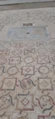 Mosaic. Good Samaritan Museum
