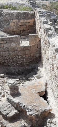 Roman villa, Apollonia National Park