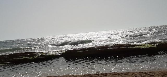 Sea view. Apolllonia Beach