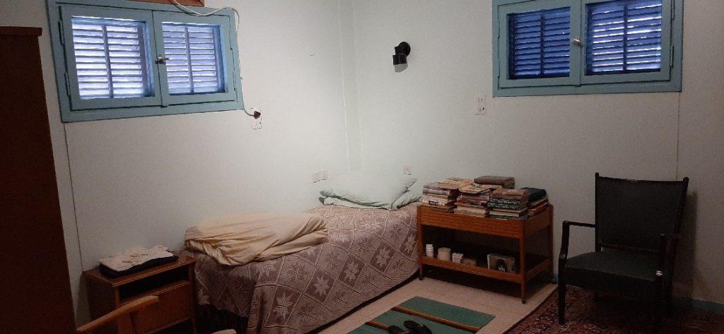 Ben Gurion Museum Sde Boker - his bedroom