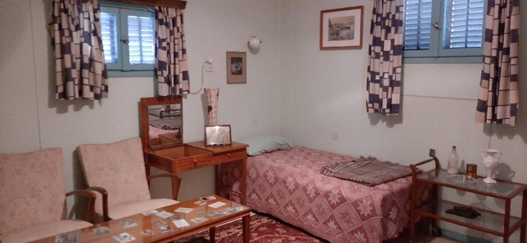 Ben Gurion Museum Sde Boker - Paula's bedroom
