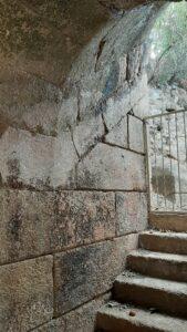 Agrippa Palace. Banias Nature Reserve